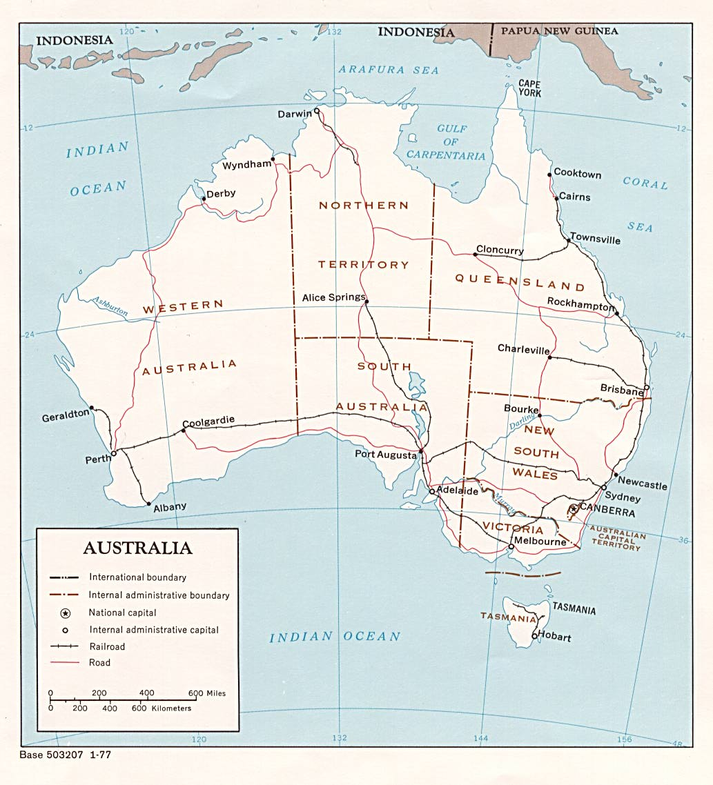 big map of australia 152 ko